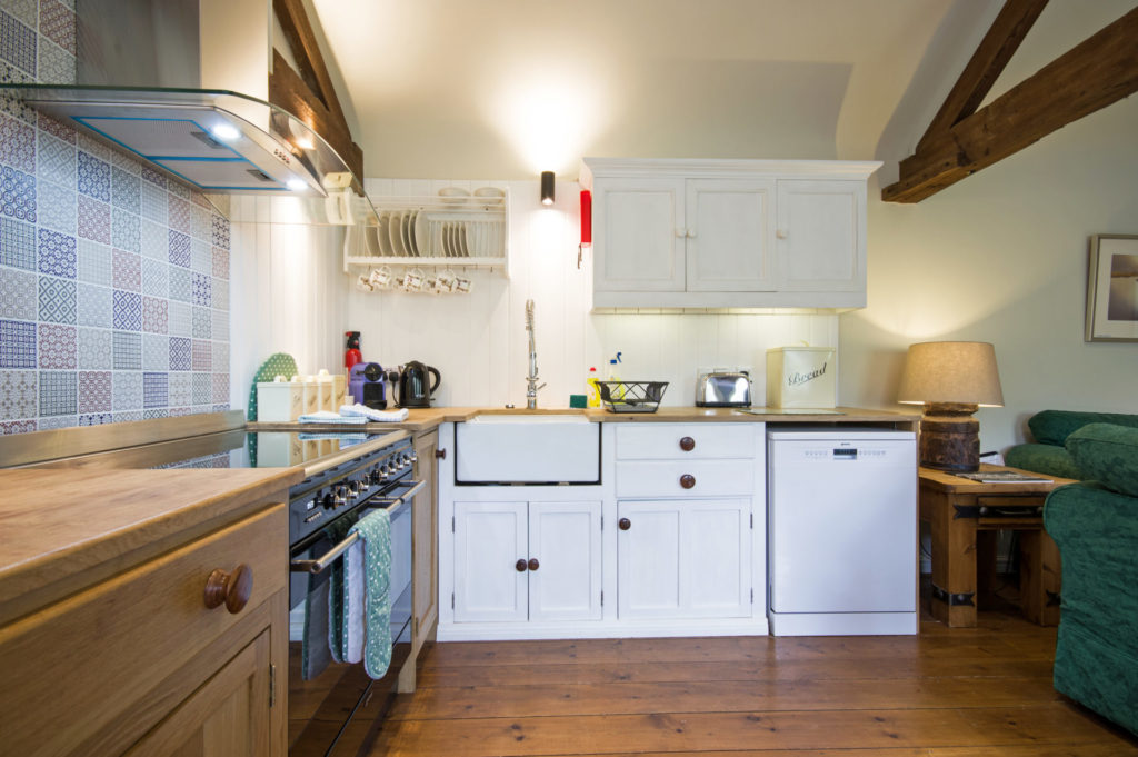 2019 Magdalen Cottage Farmhouse Kitchen