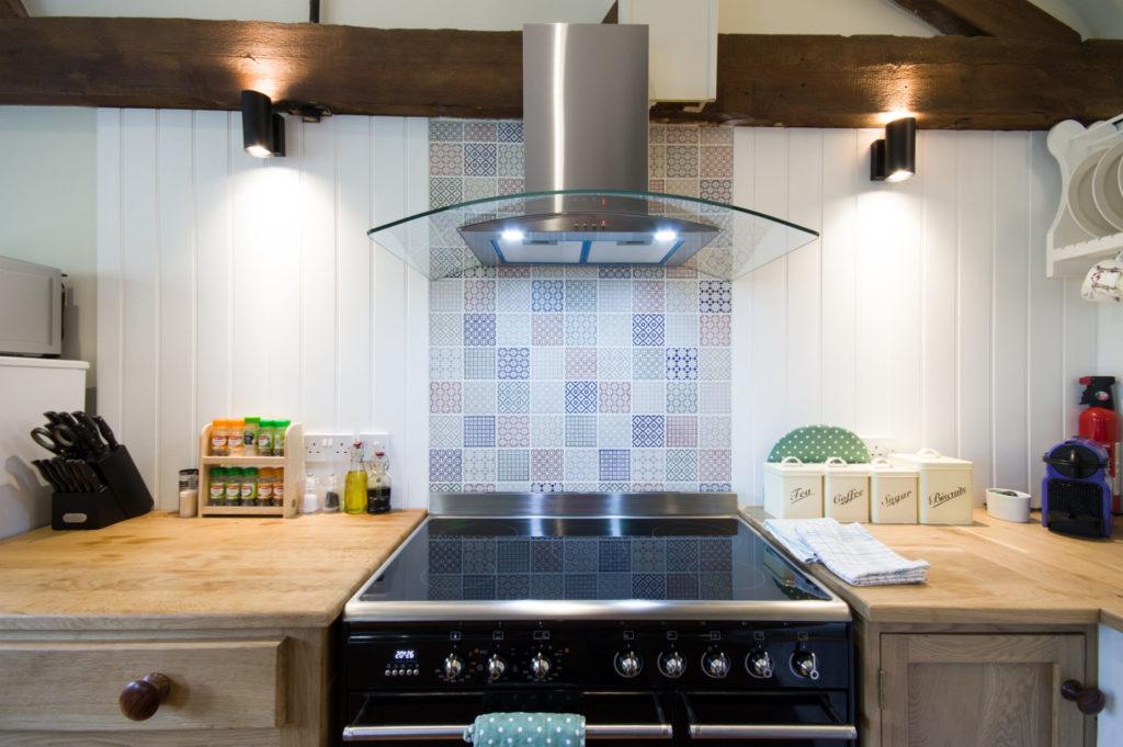 2019 Magdalen Cottage Smeg Range Oven