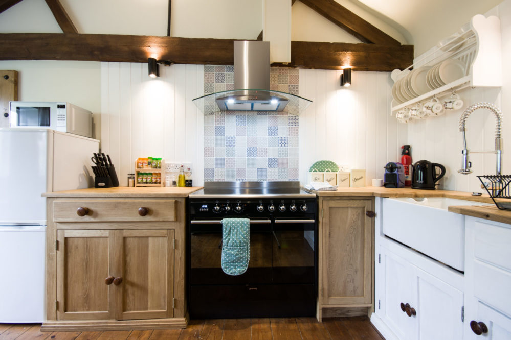 2019 Magdalen Cottage new farmhouse kitchen