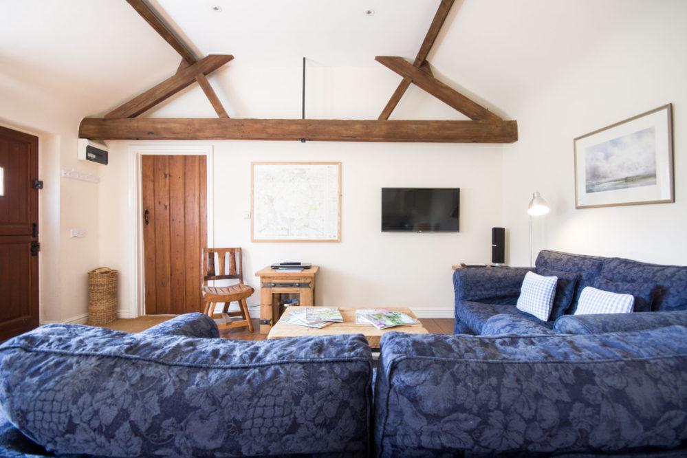 2019 Trinity Cottage Living Room 1