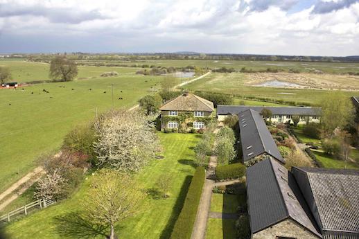 Aerial low LF & Otmoor