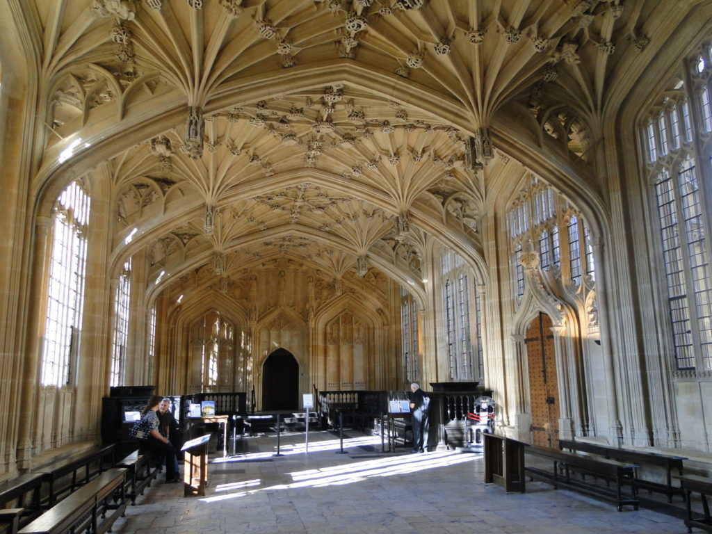 Bodleian Library, Oxford,