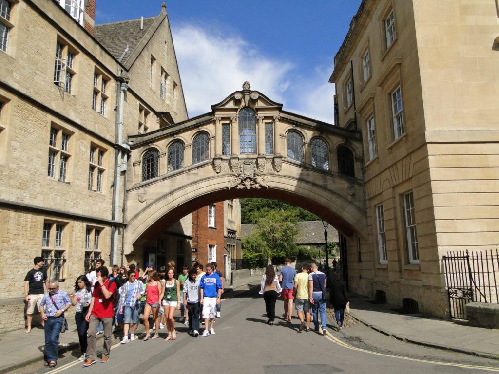Hertford College Bridge, Oxford
