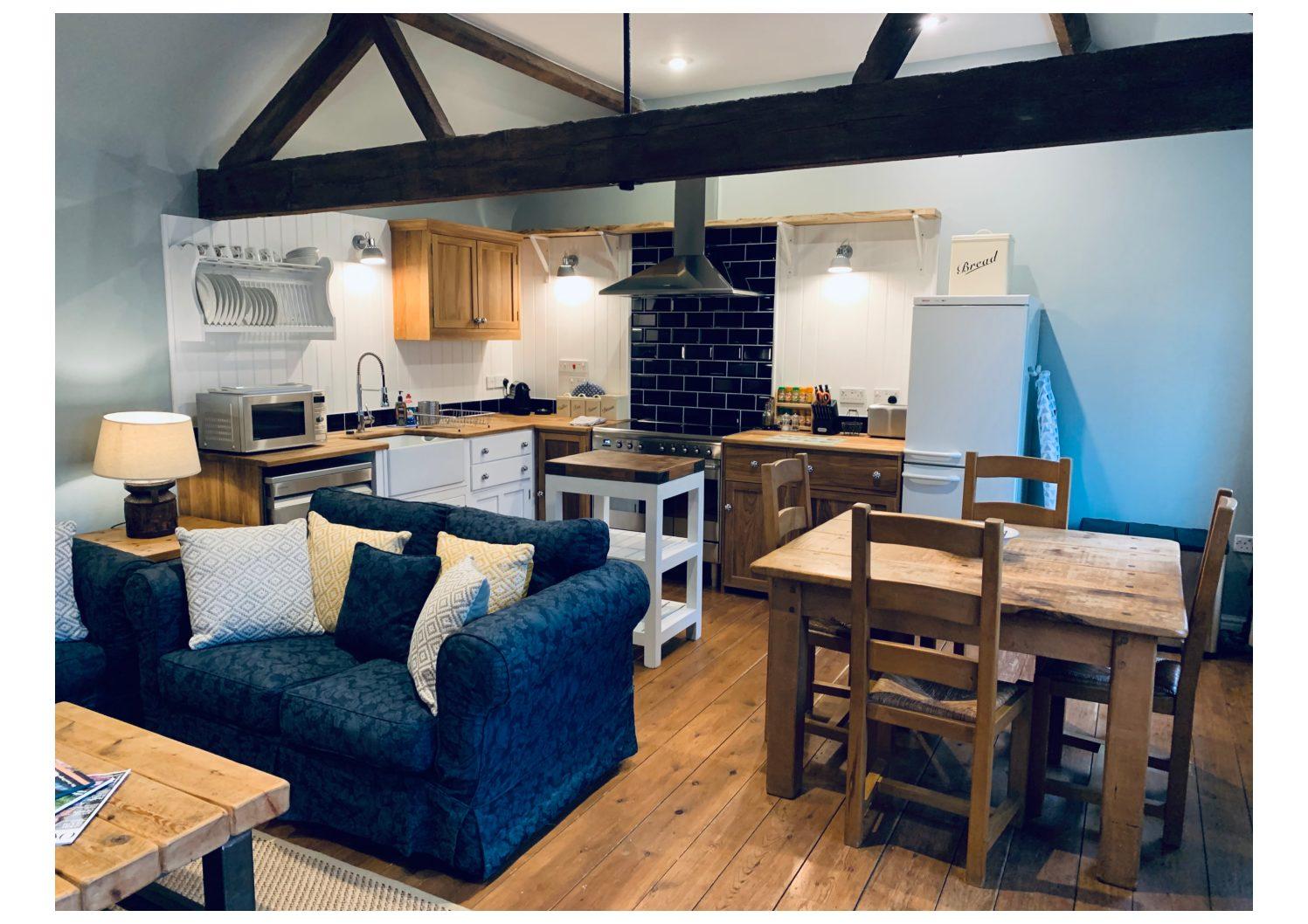 Trinity Living/Kitchen Area